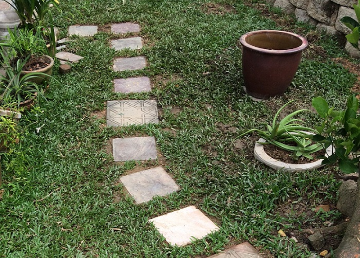 Creating Stepping Stone