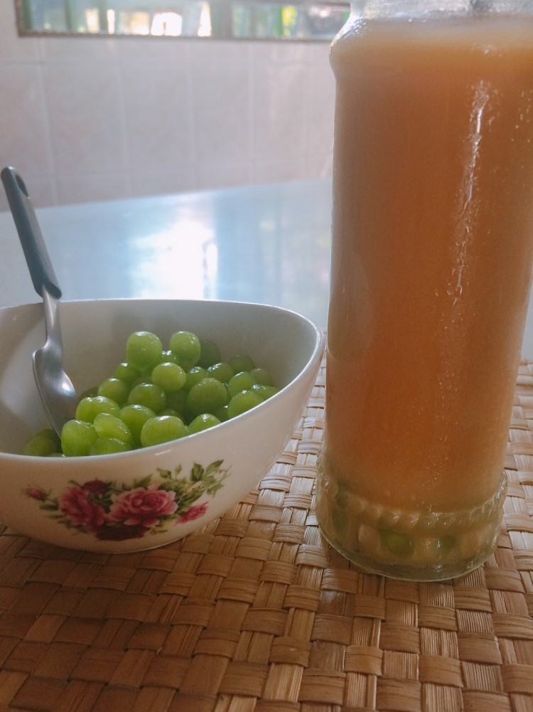 Pandan Bubble Milk Tea