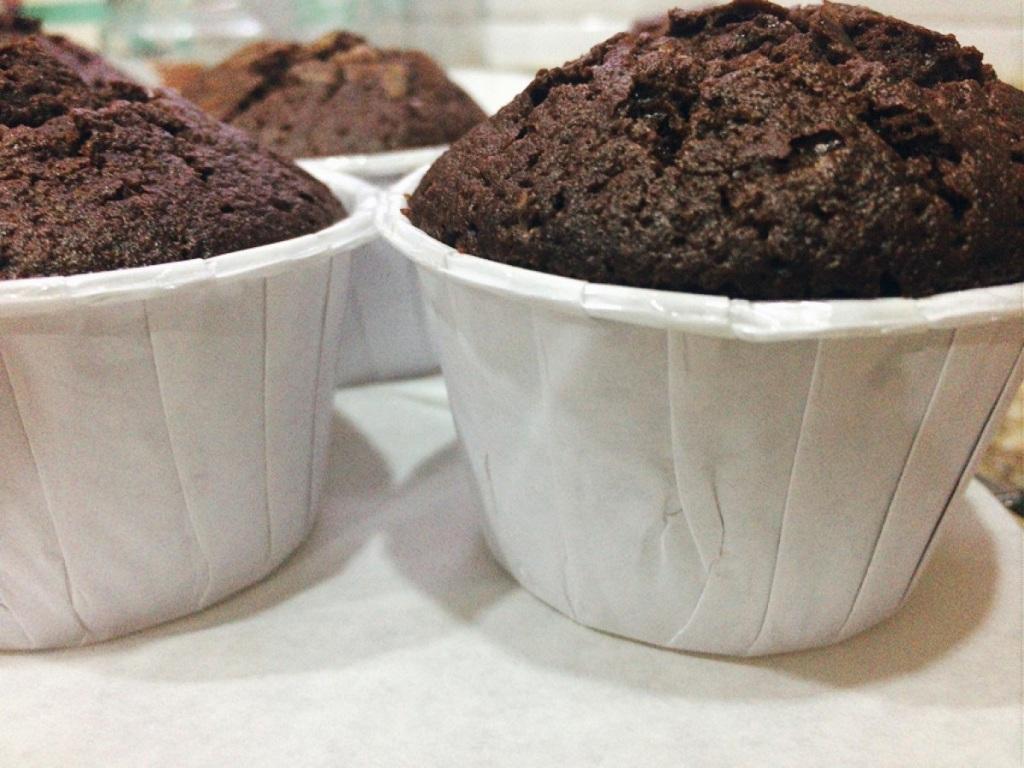 Beryl Chocolate Cupcake